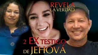 ✅IMPRESIONANTE 2 TESTIMONIOS en 1 ... Y HERMANAS Testigo de Jehová con PADRE LUIS TORO EN VIVO