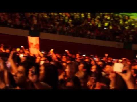 Anselmo Ralph  - Curtição Live  Meo Arena Pavilhão Atlântico) 20 07 2013 video