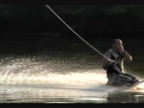 Pro Kneeboarding Tricks Video