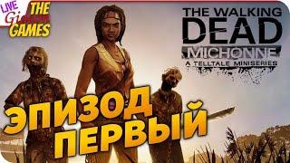Прохождения игры the walking dead michonne