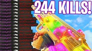 200+ KILLS.. (SPITFIRE OPERATOR MOD) - COD BO4