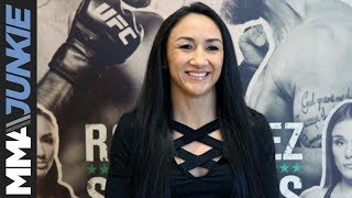 Carla Esparza: UFC Mexico City full pre-fight interview