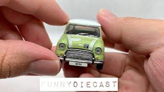 HK TINY Mini Cooper YOUNG MINI CLUB Austin Mini