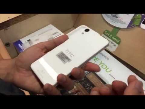 HTC Desire 626 Unboxing & Review Metro pcs / T-mobile 626s