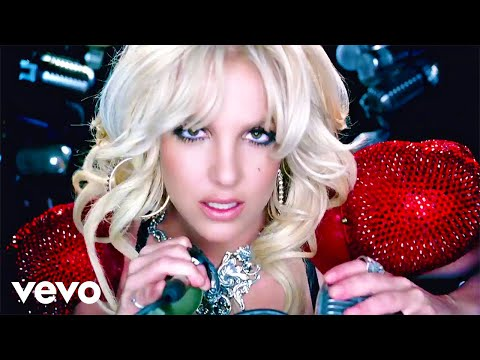 Britney Spears - Hold It Against Me Music Videos