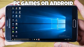 Play PC games on Android for free || part-1