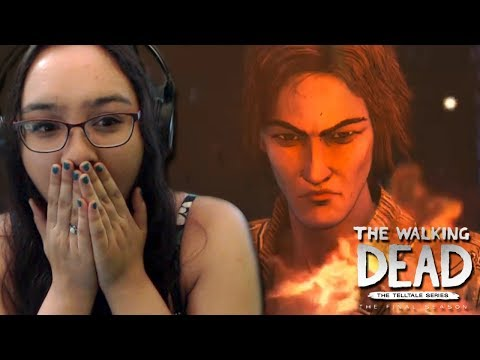 IS THAT LILLY?! - The Walking Dead: The Final Season Episode 2 Trailer Reaction/Discussion