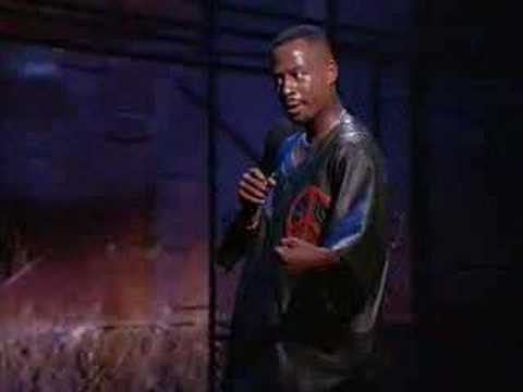 Martin Lawrence- Jail(stand up comedy) Video
