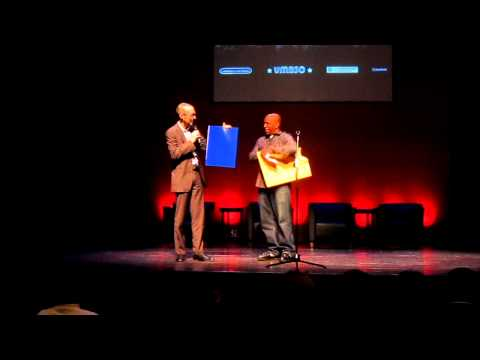 Proclamation Of Ralph McDaniels Video Music Box @ The Schomburg Center 02/05/2013