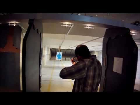 Dead Center Indoor Range - Range Time with AK-47