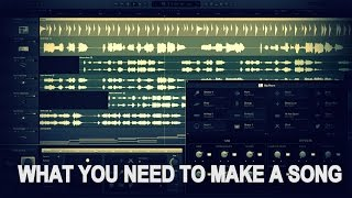 Music Production Tutorial HIndi   essential Instruments For A Song