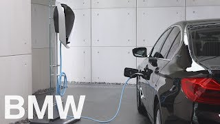 Charging your Plug-in Hybrid Electric Vehicle – BMW How-To