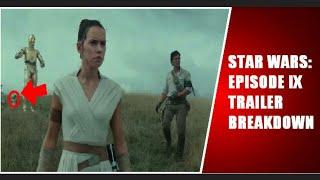 Star Wars Episode IX breakdown