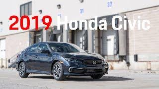 2019 Honda Civic Review - Mid Generation Upgrades! [4K]