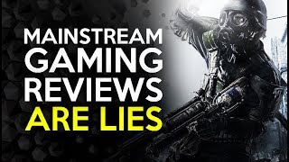 Game Reviews Are Now Just PROPAGANDA (Part 1)