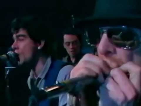 Ian Dury Live Paris Palace &#039;81