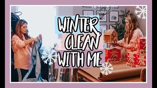 Winter Clean With Me | Belinda Selene
