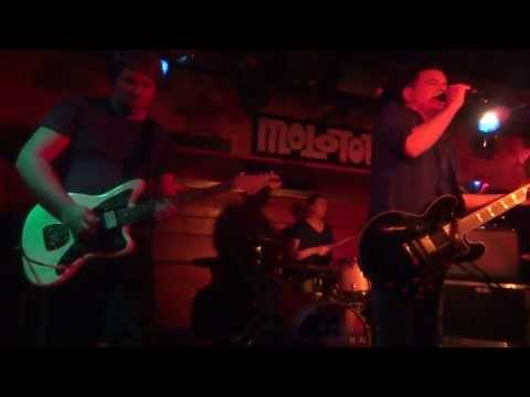 The Wedding Present - Loveslave - Live @ Molotow, Hamburg - 09/2013.