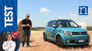 Suzuki Ignis   Test 1.2 4x4 Hybrid Off Road //auto ibrida