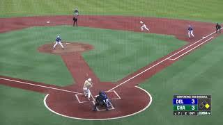 Charlotte Baseball vs Delaware Highlights Game 3