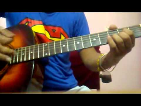 Learn Waada (raeth) On Guitar video