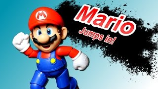 Super Smash Bros. Stop Motion: Mario