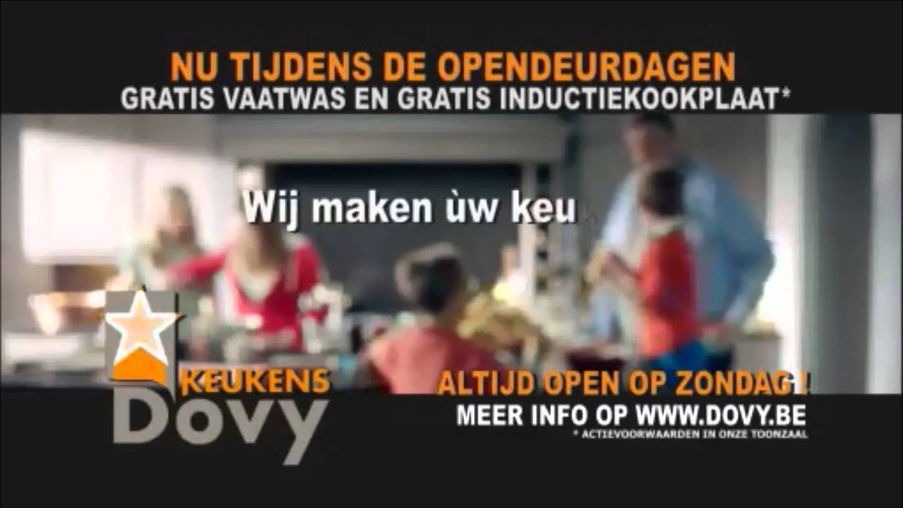 Dovy keukens (of diepvriezers?) YouTube