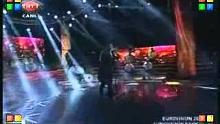 Can Bonomo - Love Me Back, Eurovision 2012 Song of Turkey.3gp