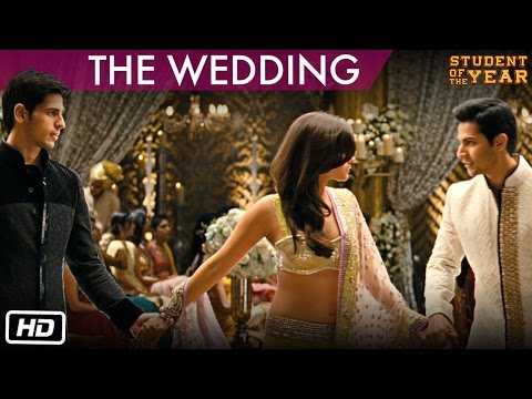 The Wedding - Student Of The Year | Hq video