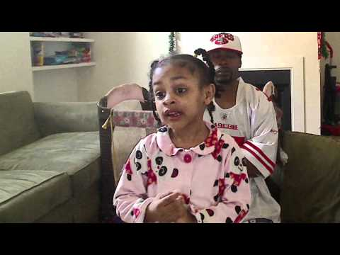 Beautiful Little Girl Singing R Kelly when A Woman Loves  The New Whitney Houston And Bobby Brown, video