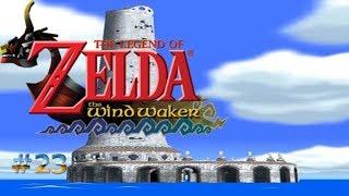El comienzo de la prueba de los Dioses/The Legend of Zelda The Wind Waker #23