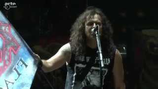 Watch Kreator Flag Of Hate live video