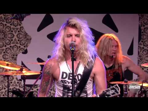 Breaking Band: Sebastian Bach Extended Sneak Peek