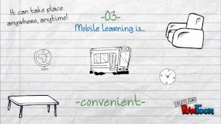 What is M-Learning?