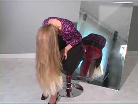 Women's Long Hair Play Preview Clip video