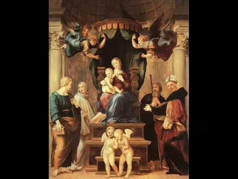 Cipriano de Rore - Madonna hormai mil vedo