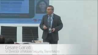 Mobile World Congress 2012 - Mobile Security Forum - Consumerization is real