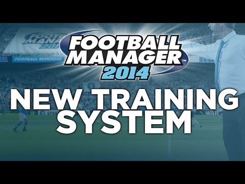 New Training System Analysis - Football Manager 2014