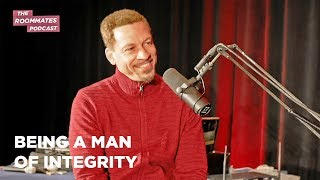 Chris Broussard Talks Faith & Sports, Why Men Don't Like Church, Being a Faithful Husband + More