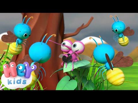 Сел комарик на дубочек - Детские песни - Сборник