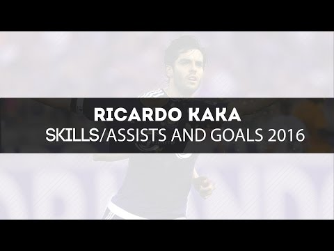 Ricardo KAKA - Orlando City Skills/Assists and Goals 2016 HD 720p