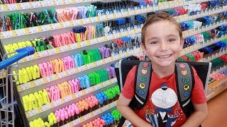 Chasse aux Fournitures Scolaires 2018 pour Swan !