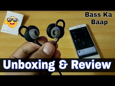 Budget Wireless Bluetooth Headphones Unboxing & Review In Hindi
