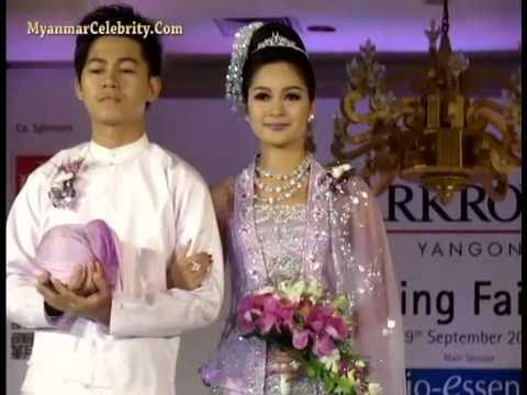 Myanmar Wedding Fair 2010 At Park Royal Hotel, Yangon