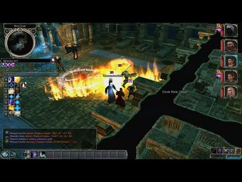 Neverwinter Nights 2 PC Games Review - Video Review