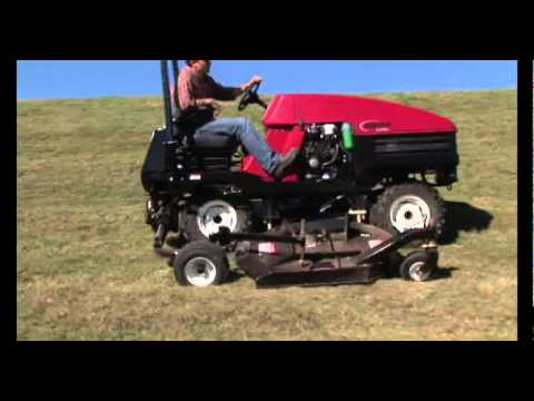 Harper Slope Mower ATM 72LC