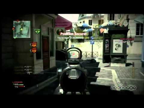 Modern Warfare 3 Multiplayer Action Trailer