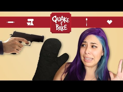"""QUAKE N BAKE GONE WRONG"" Garry's Mod - Trouble in Terrorist Town"