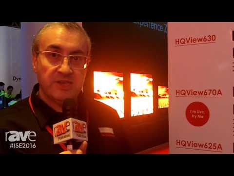 ISE 2016: Calibre UK Ltd Discusses HQView670A 4K Scaler-Switcher