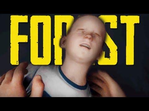 СПАСЛИ СЫНА! НОВЫЙ ФИНАЛ ИГРЫ 2018 - The Forest